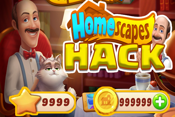 Homescapes Hack